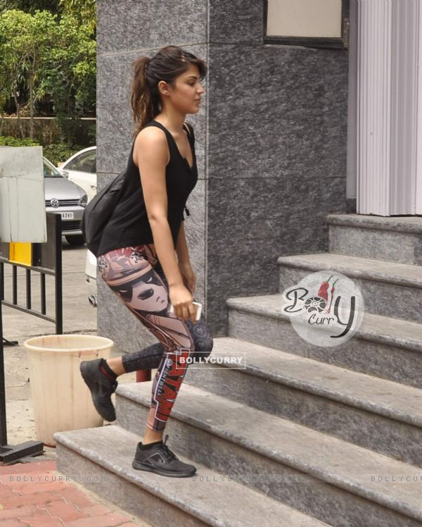 Rhea Chakraborty Snapped !