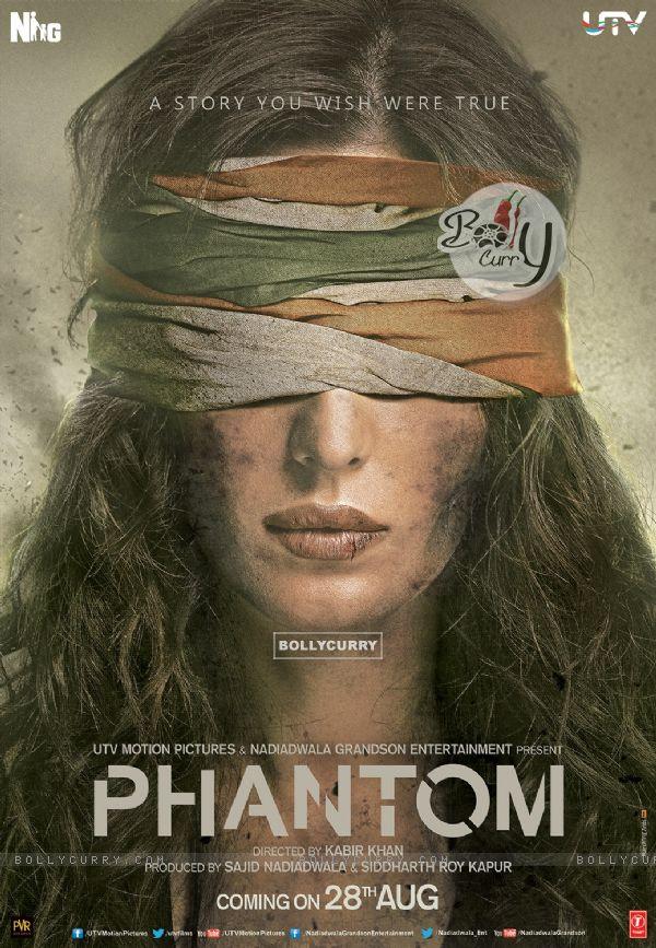 Katrina Kaif's  Look in Phantom