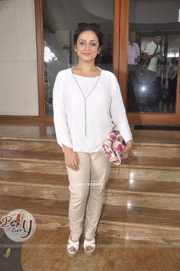 Divya Dutta at Press Meet of Chehre