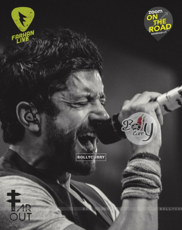 Farhan Akhtar Live on ZOom on the Road