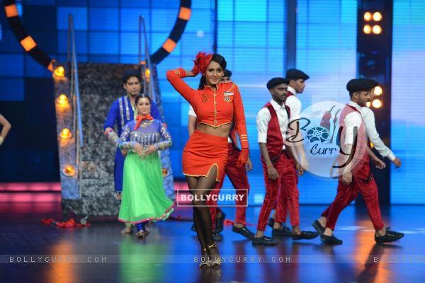 Shakti Mohan Performs on Dance Plus