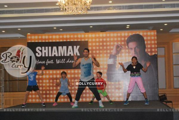 Marzi Pestonji's Master Class at Shiamak Davar Dance Academy, Delhi