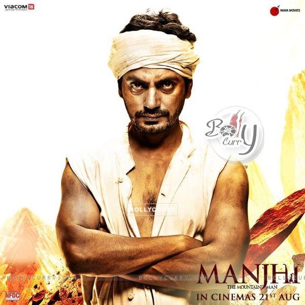 Nawazuddin Siddiqui in Manjhi - The Mountain Man