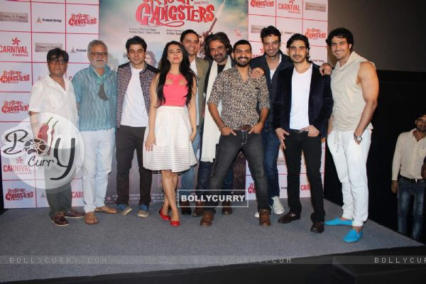 Trailer Launch of Meeruthiya Gangsters