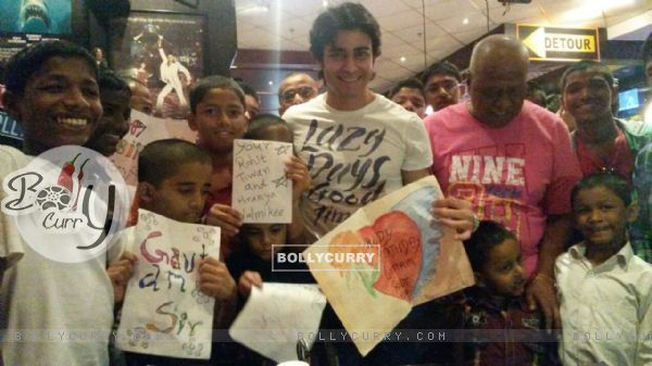 Gautam Rode Celebrates his Birthday With Kids