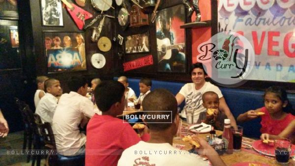 Gautam Rode's Birthday Bash