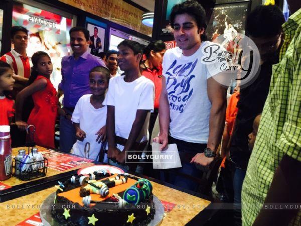 Gautam Rode's Birthday Cake