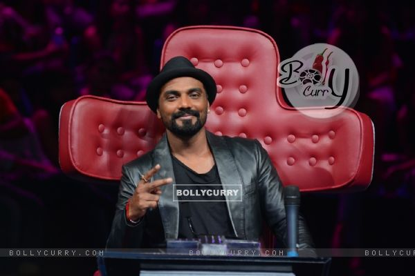 Remo Dsouza on Dance Plus