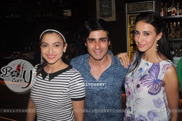 Gauahar Khan and Alesia Raut at Gautam Rode's Birthday Bash