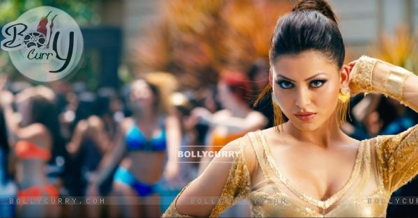 Urvashi Rautela Sizzles in the Upcoming Film Bhaag Johnny's 'Daddy Mummy' (375387)