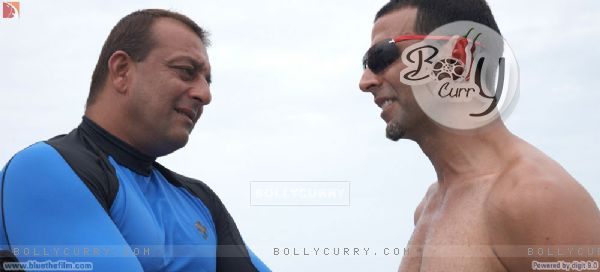 Akshay Kumar and Sanjay Dutt seeing each other