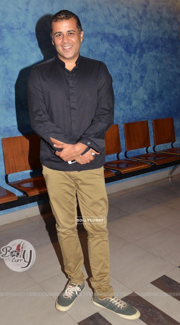 Chetan Bhagat at the Special Screening of Phantom
