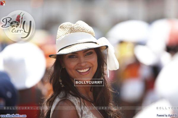 Lara Dutta looking marvellous