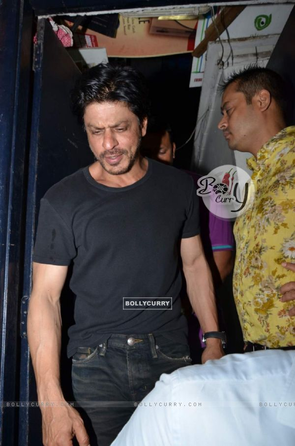 Shah Rukh Khan at Olive