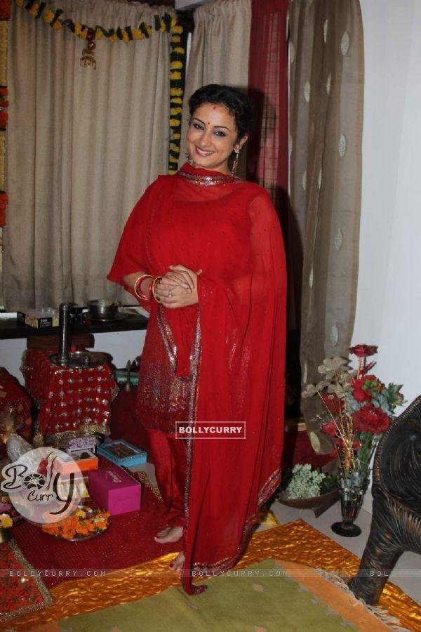 Divya Dutta's Ganesha