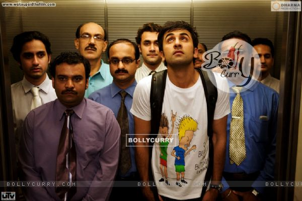 A still image of Ranbir Kapoor
