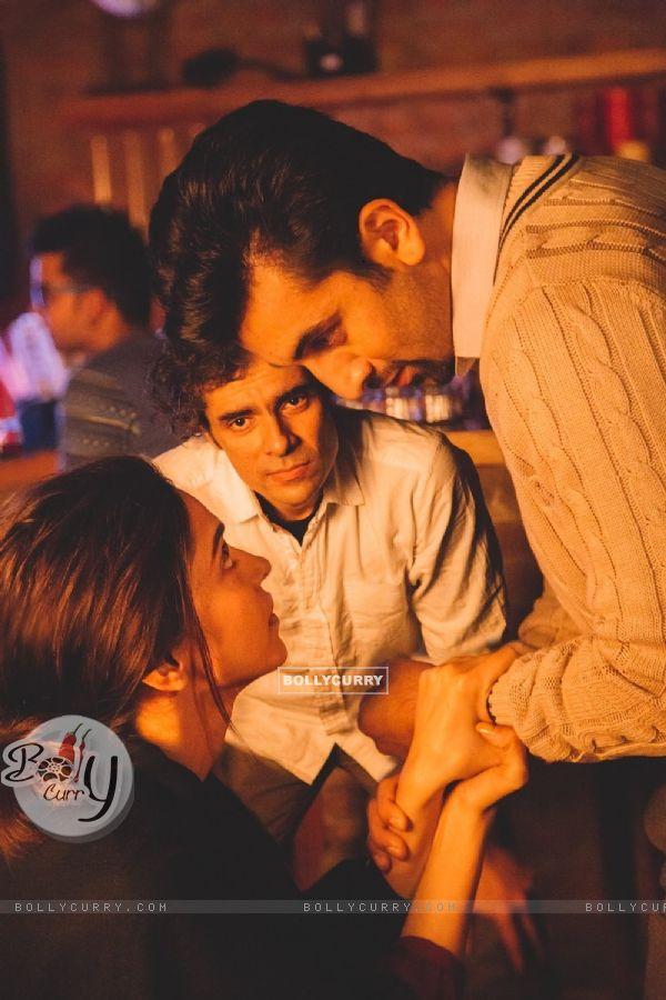 Still From Tamasha Starring Ranbir Kapoor, Imtiaz Ali and Deepika Padukone