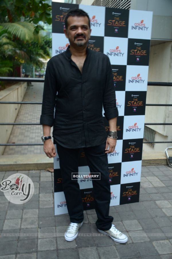 Ehsaan Noorani at Launch of Colors Infinity's 'The Stage'