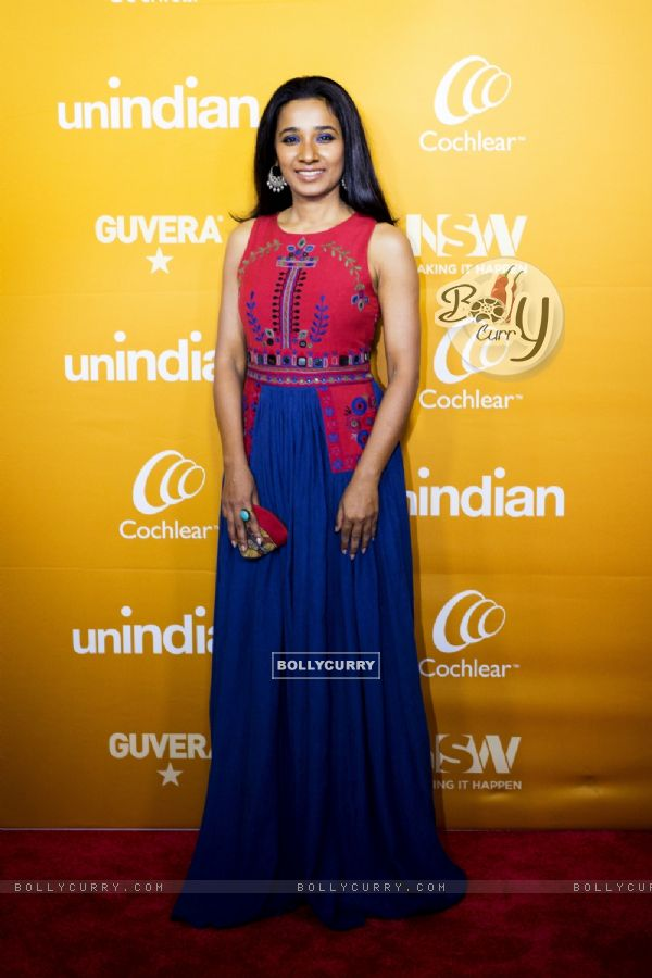 Tannishtha Chatterjee at Melbourne Premiere of Unindian