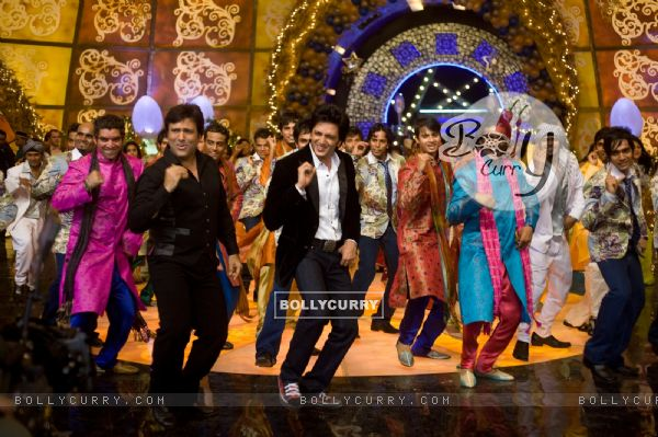 Govinda and Ritesh rock the floor (38104)