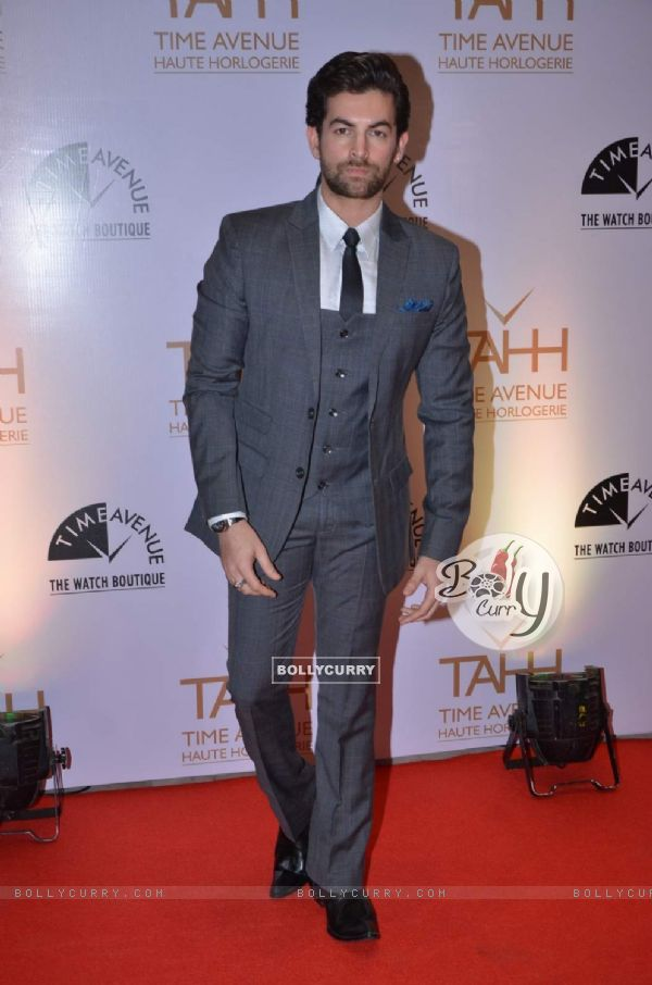 Neil Nitin Mukesh at Time Avenue