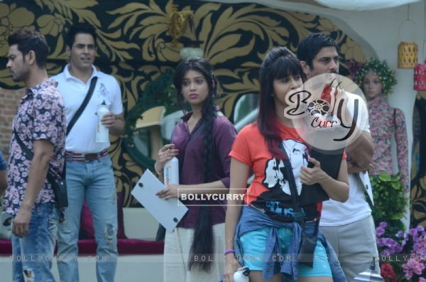 Bigg Boss Nau Day 16 - Contestants