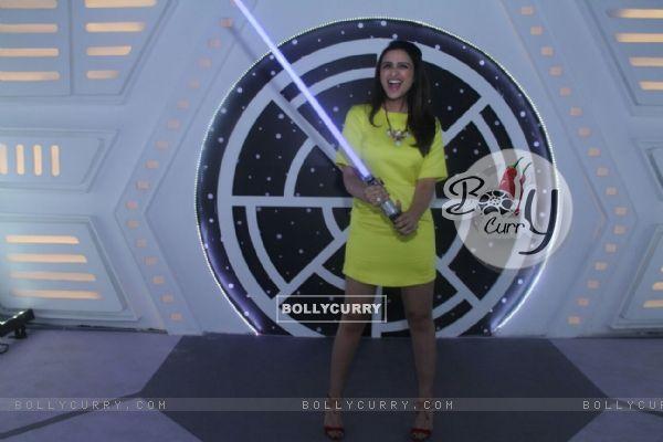 Parineeti Chopra In Star Wars Mood