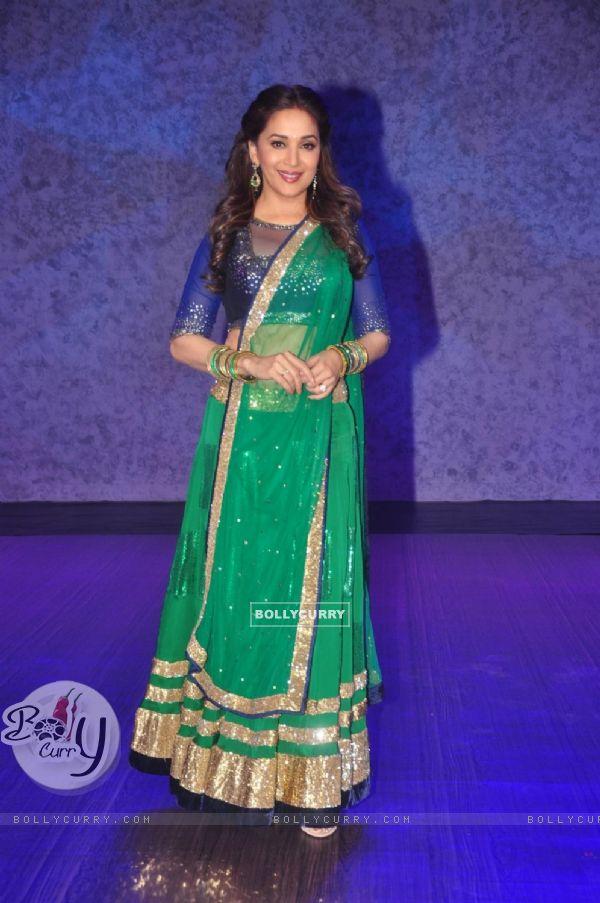 Madhuri Dixit Nene Shoots for her Dance App