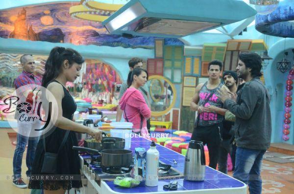 Bigg Boss Nau 9: Day 25 - Puneet Vashishta and Other Contestants