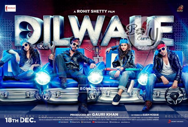 Dilwale Movie Poster (383984)