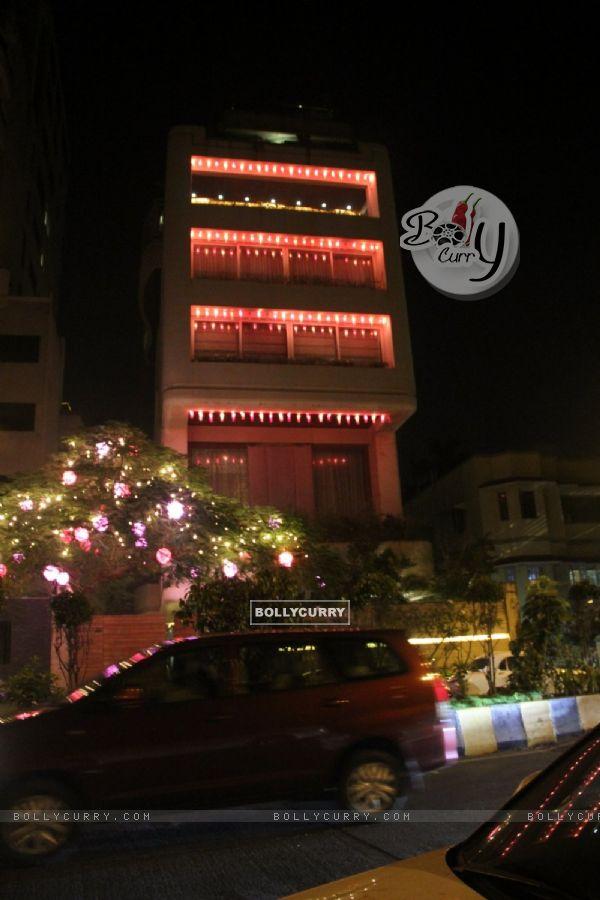 Abhishek Bachchan's House