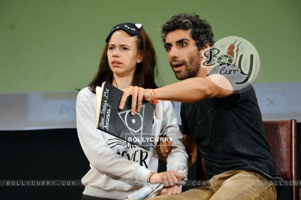'The Living Room' Play - Directorial debut of Kalki Koechlin