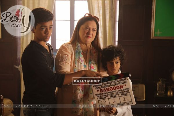 Rangoon Starts with its First Schedule of Shoot (384930)