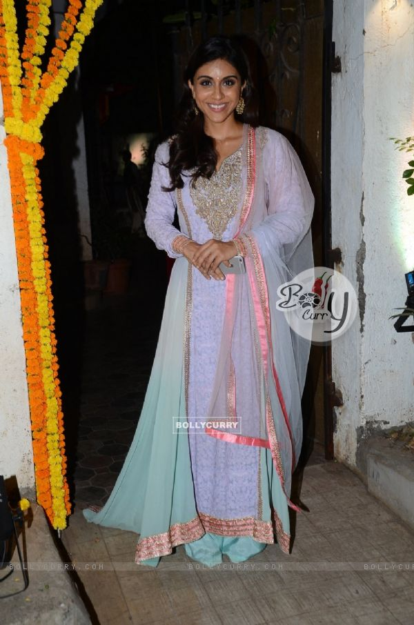 Zoa Morani at Masaba Gupta's Mehendi Ceremony