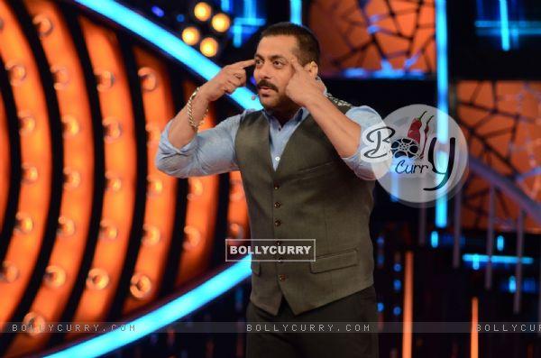 Bigg Boss 9 Nau: Day 41- Salman Khan