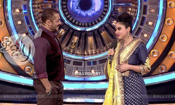 Priya Malik Wild Card Entery in Bigg Boss 9 Nau House