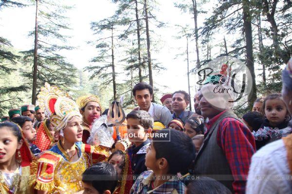 Team Tamasha Gets a Lesson in Folk Music & Dance in Shimla!