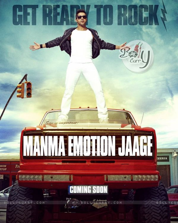 Get Ready to Rock with Varun Dhawan on Song 'Manma Emotion Jaage' from Dilwale