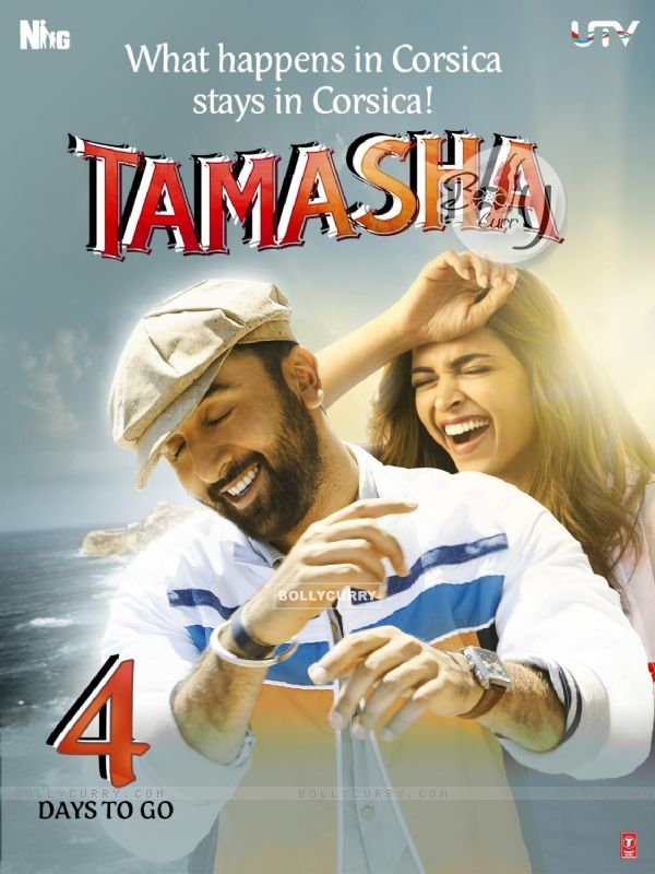 Tamasha 4 Days to Go (385873)