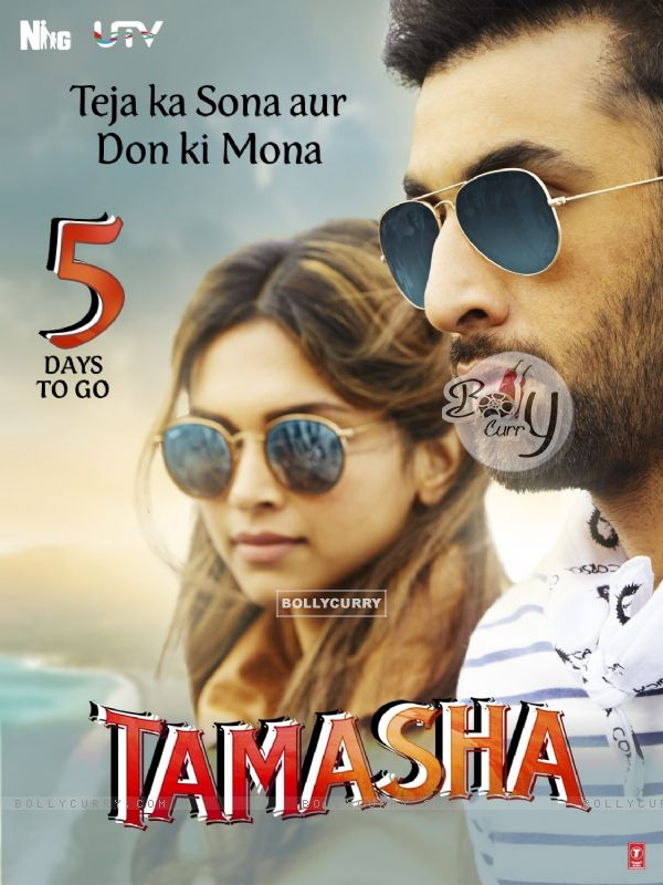 5 days to go for Tamasha Release (385874)