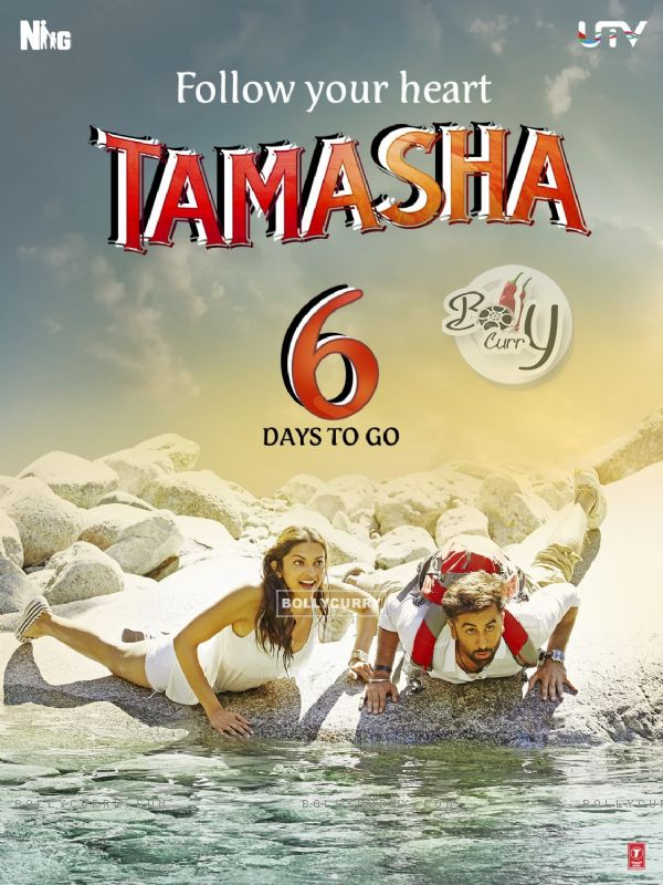 6 days to go for Tamasha Release (385875)