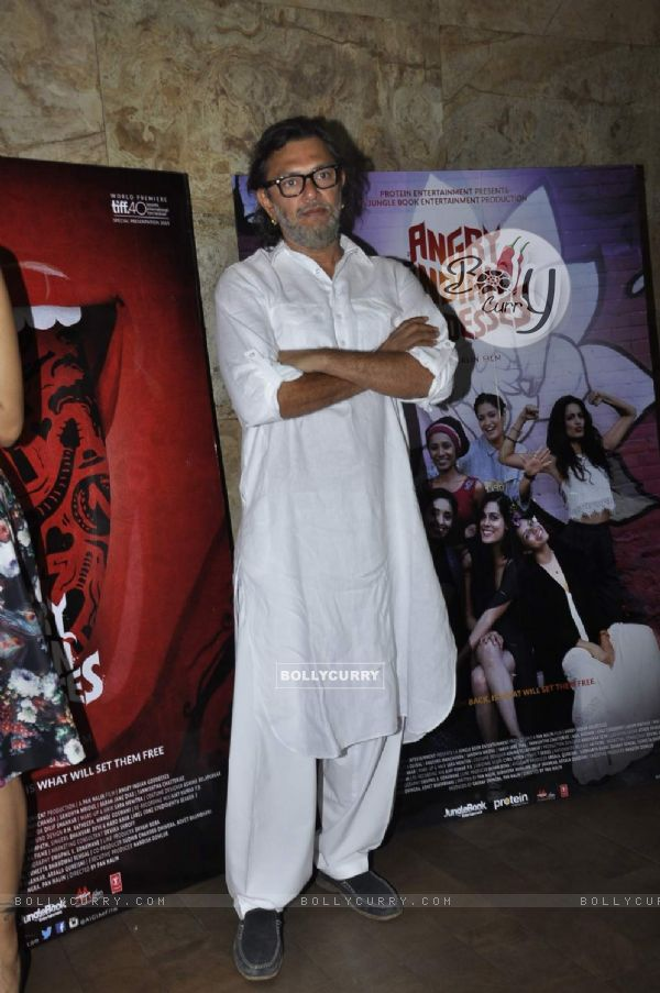 Rakeysh Omprakash Mehra at Screeening of Angry Indian Goddesses