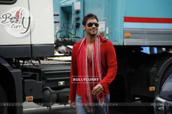 Ajay Devgan looking hot