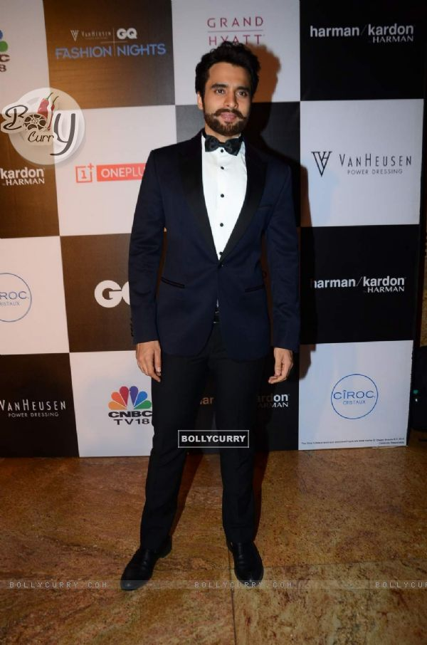 Jackky Bhagnani at GQ Fashion Night