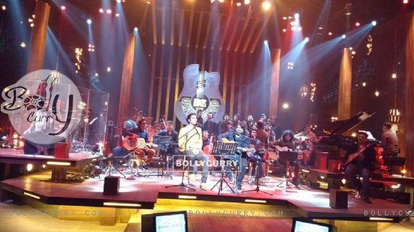 Jubin Nautiyal Performs at MTV Unplugged