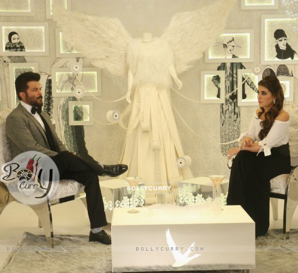 Anil Kapoor conscious about his height confesses on Born Stylish