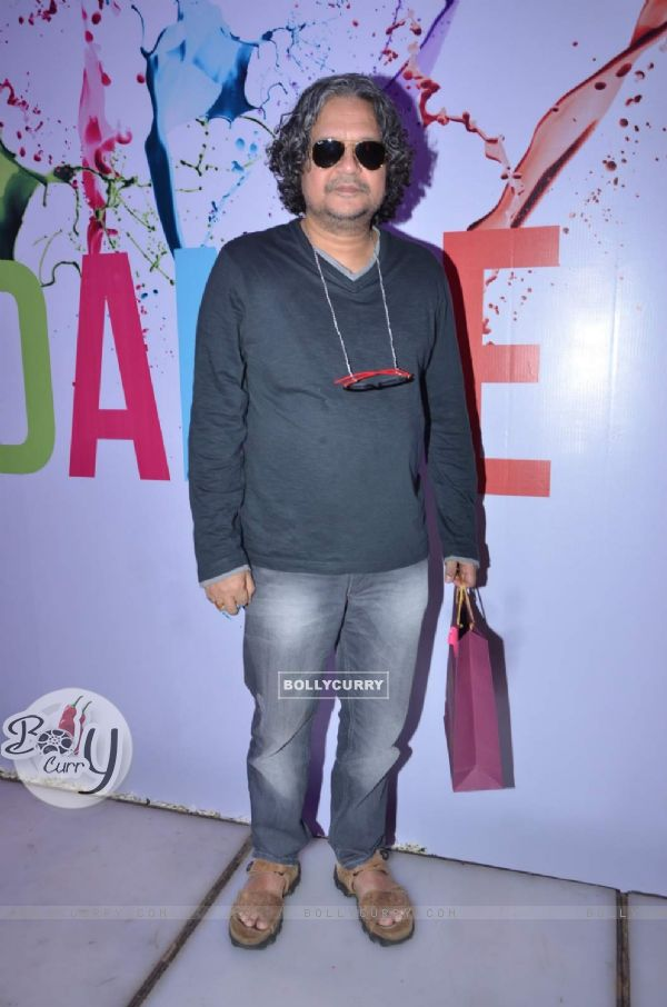 Amol Gupte at Tata Memorial Hospital's HOPE 2015 Event