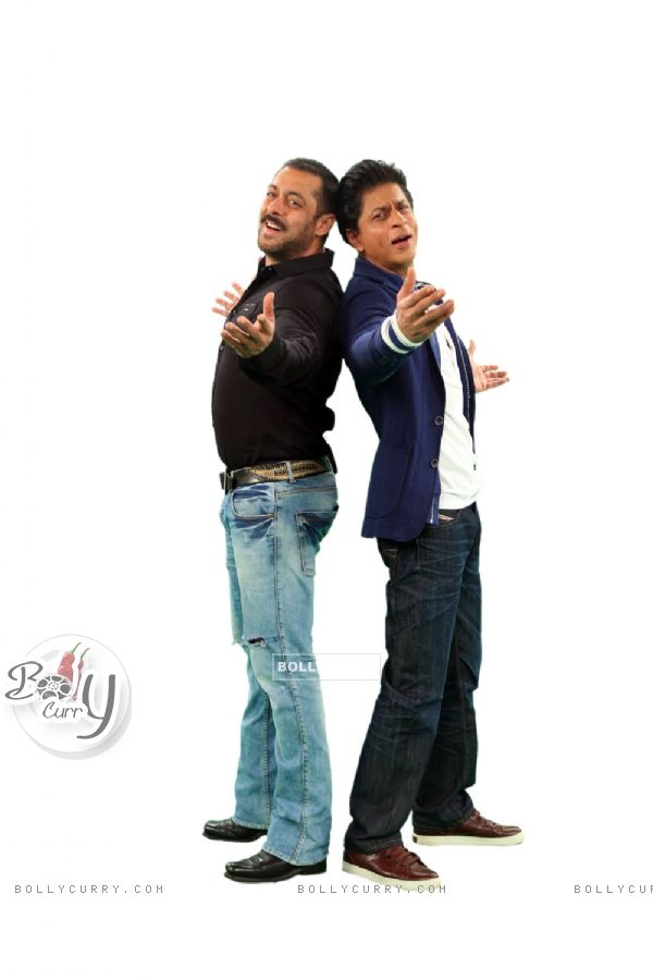 Shah Rukh Khan  and Salman Khan Comes together for Bigg Boss 9 - 19th and 20th Dec