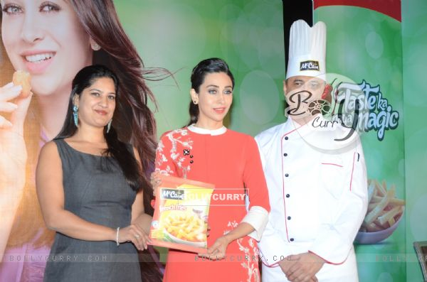 Karisma Kapoor Sees Tomorrow's Moms Enjoying More Snacking Occasion with McCain