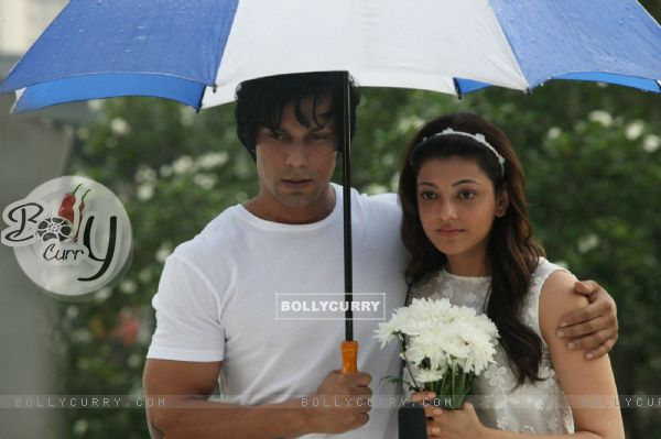 Randeep Hooda and Kajal Aggarwal in Do Lafzon Ki Kahani (388109)